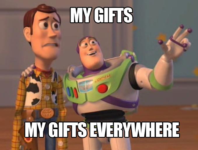 Christmas Gift Memes
